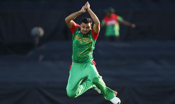 MASHRAFE exciting